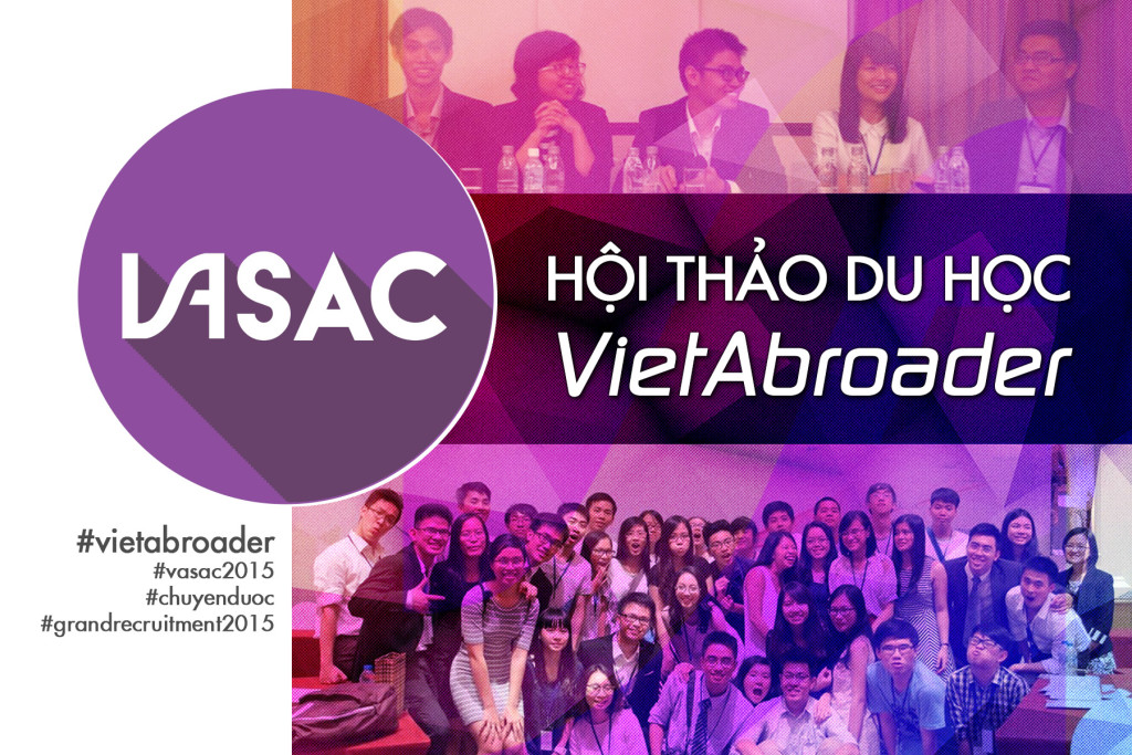 VietAbroader Study-Abroad Conference 2015