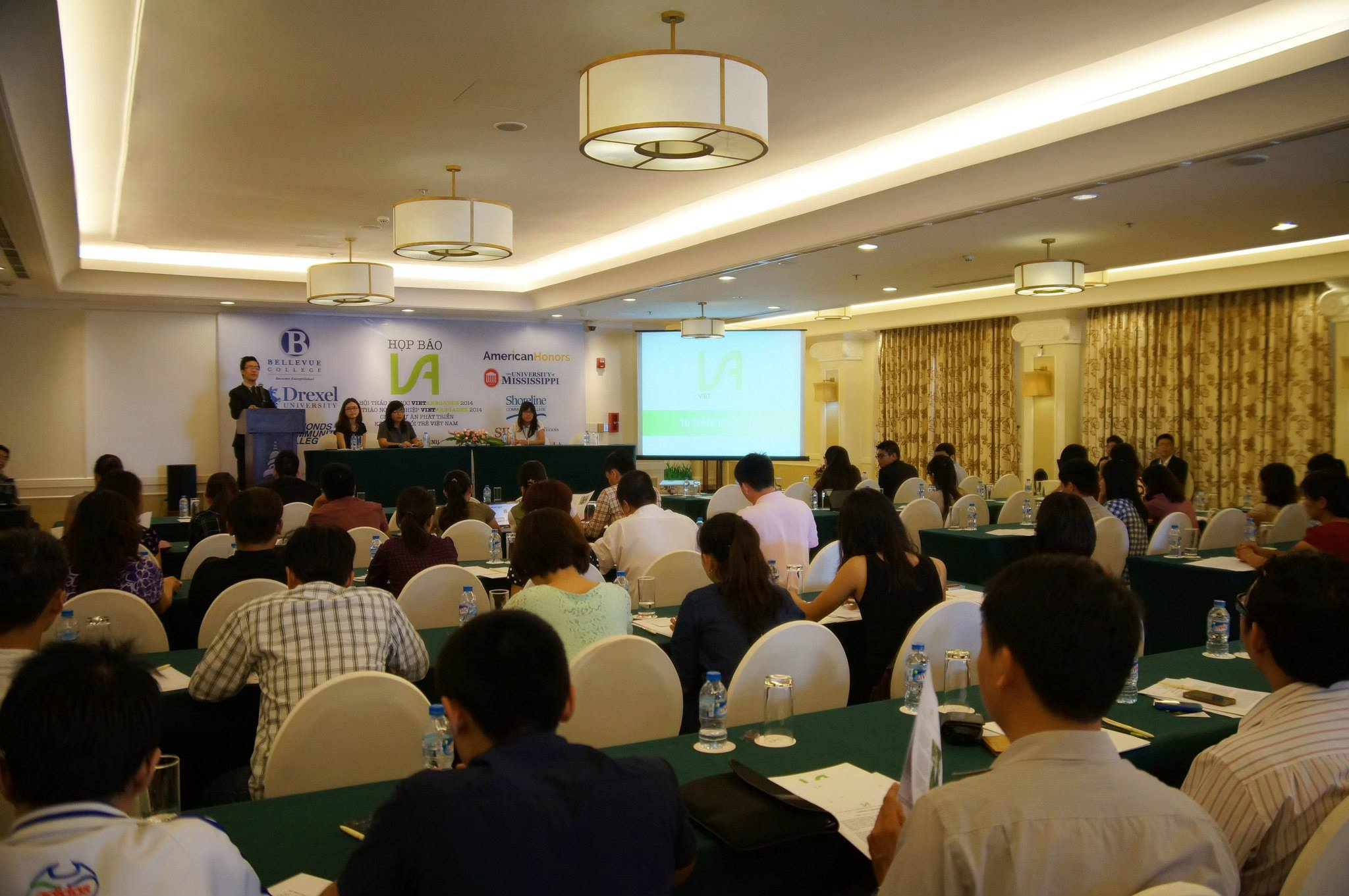 Press Conference 2014 in HCMC