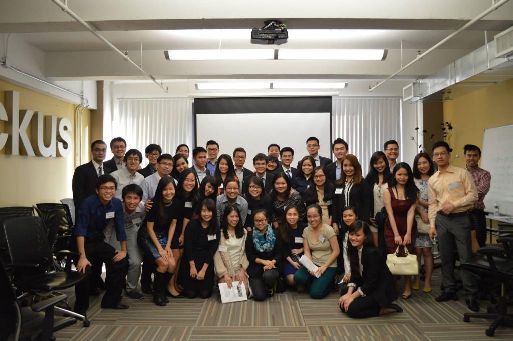 Buổi Regional Meetup đầu tiên VietAbroader tổ chức tại thành phố New York.